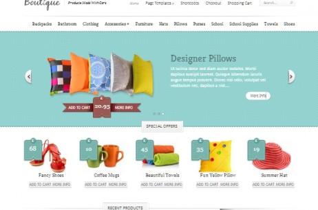eCommerce Themes