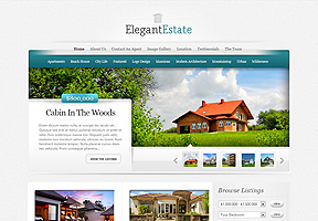 eCommerce themes - Elegantestate
