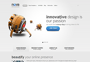 Nova - Best WordPress themes