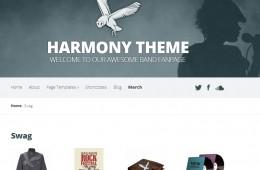 Harmony Premium Theme